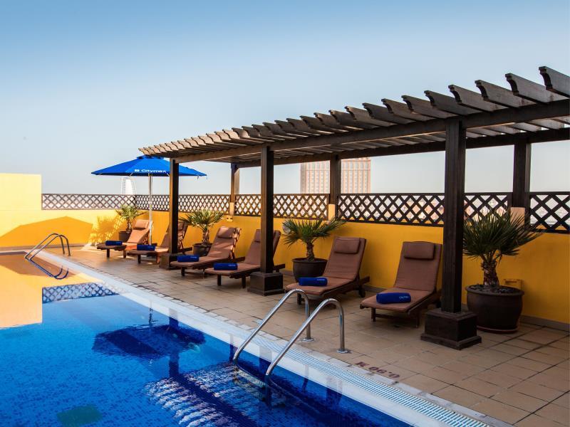 Hotel City Max Al Barsha 3* - Dubai 8