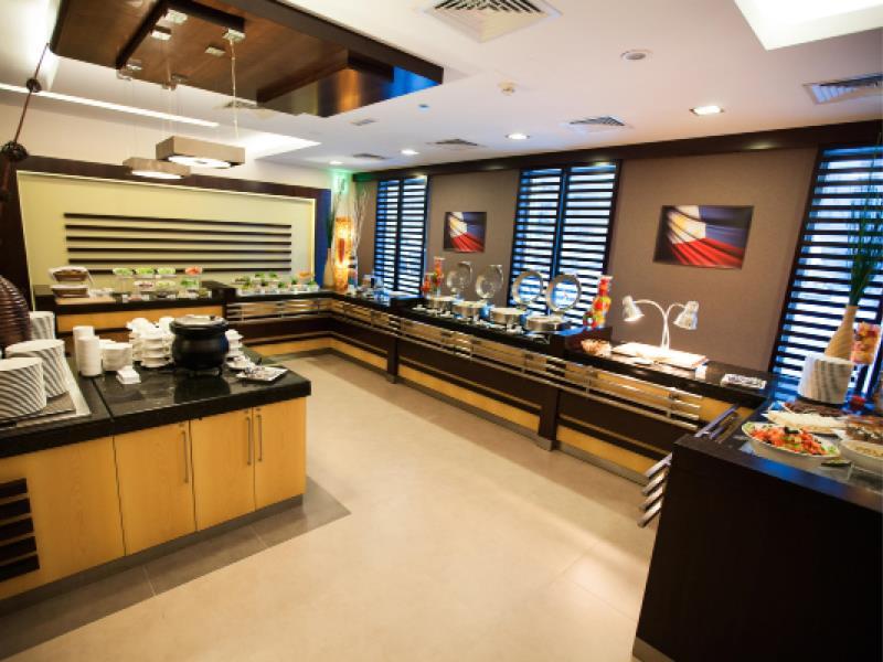 Hotel City Max Al Barsha 3* - Dubai 9