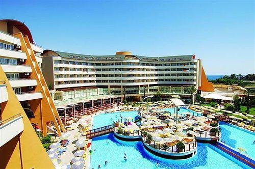 Hotel Alaiye Resort & Spa 5* - Alanya 8