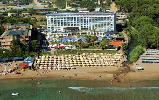 Annabella Diamond Hotel & Spa 5* - Alanya