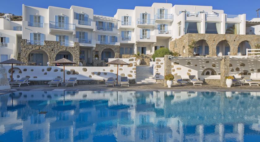 Hotel Manoulas Beach 4* - Mykonos 9