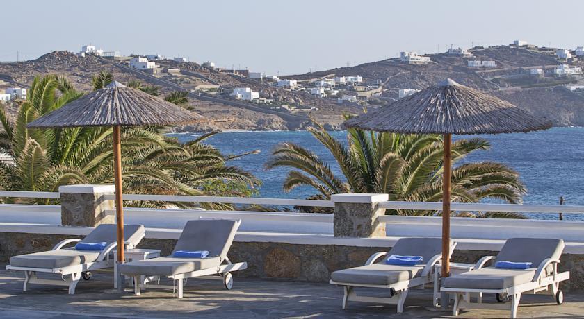 Hotel Manoulas Beach 4* - Mykonos 10