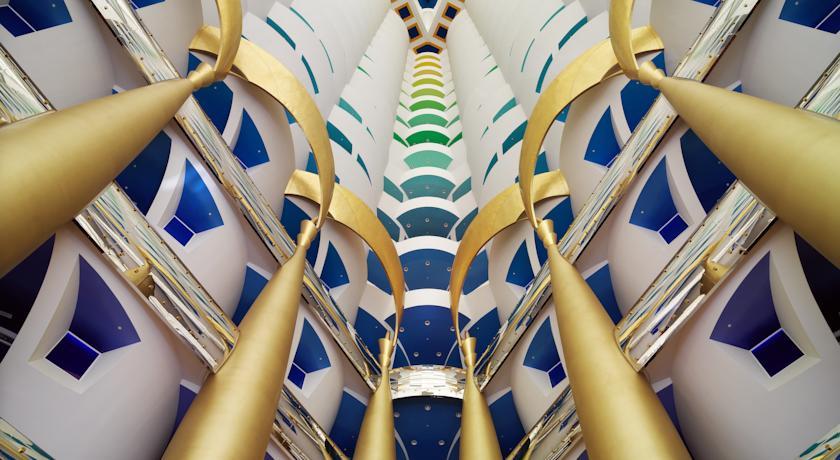 Hotel Burj Al Arab 5* - Dubai 9