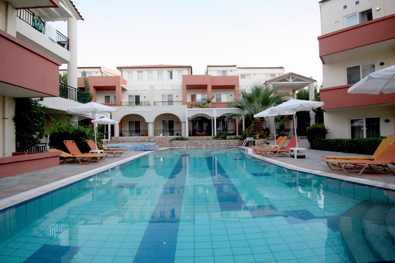 Hotel Dimitrios Village Beach Resort 4* - Creta Rethymno 18