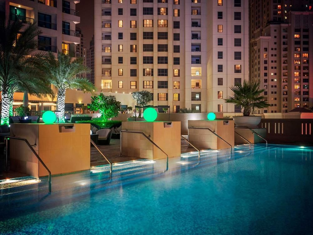 Hotel Sofitel Dubai Jumeirah Beach 5* - Dubai 17