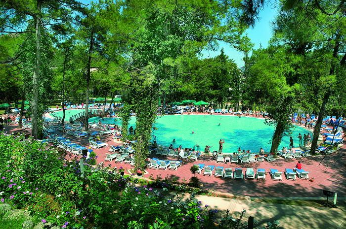 Hotel Grand Yazici Club Turban 5* - Marmaris 1