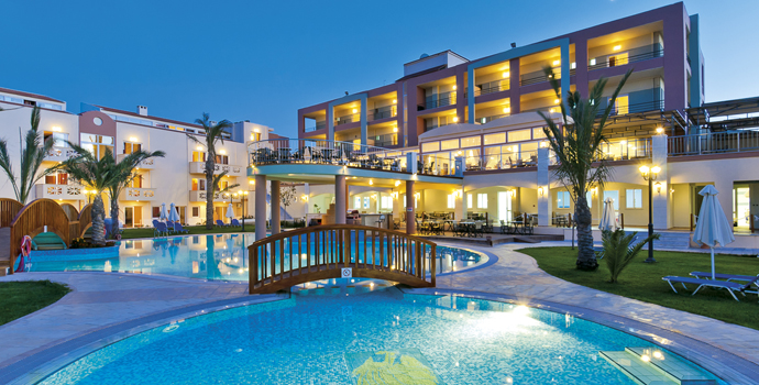 Hotel Selini Suites 4* - Creta Chania  9