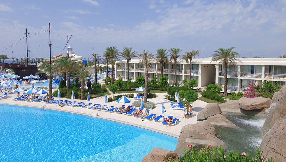 Hotel Titanic Beach Resort 5* - Lara  13