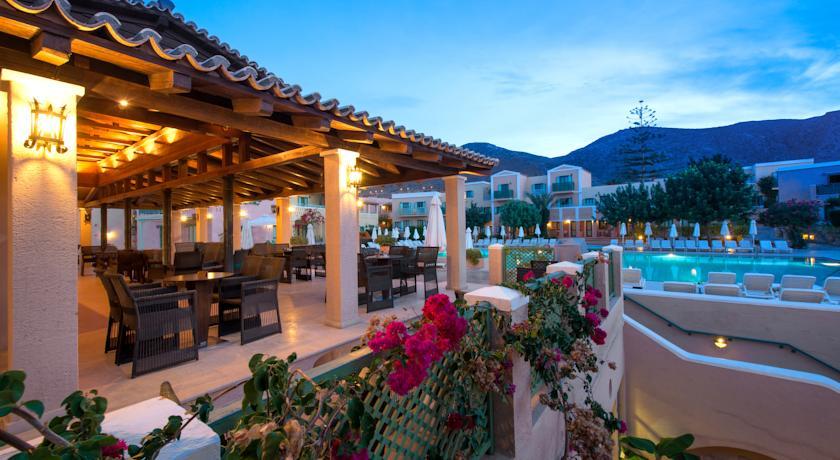 Hotel Silva Beach 4* - Creta Heraklion 17