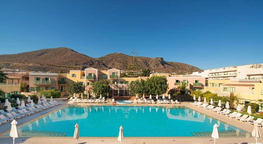 Hotel Silva Beach 4* - Creta Heraklion 15