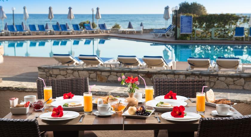 Hotel Silva Beach 4* - Creta Heraklion 8