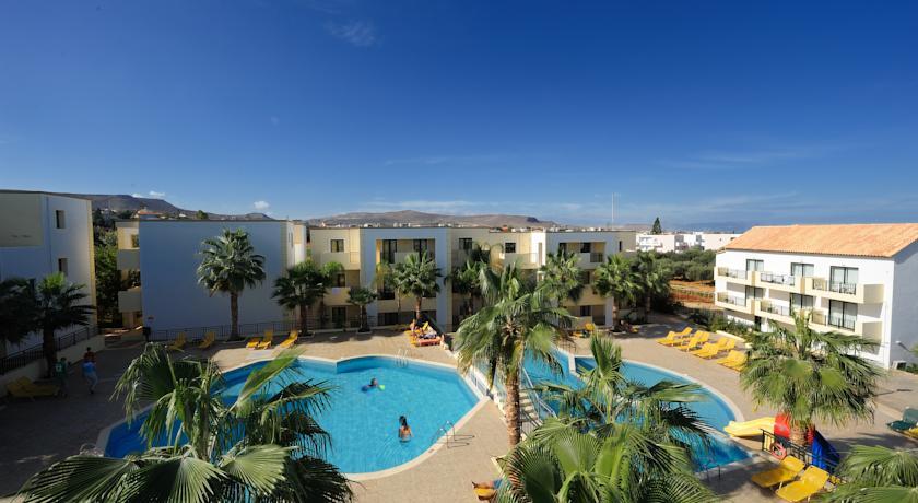 Hotel Gouves Park 4* - Creta Heraklion 10