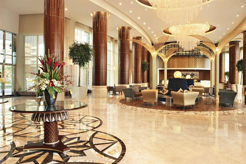 Hotel Khalidiya Palace Rayhaan By Rotana 5* - Abu Dhabi 12