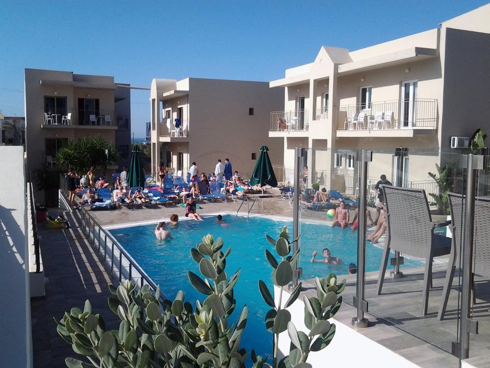 Hotel Creta Verano 3* - Creta Herklion 1