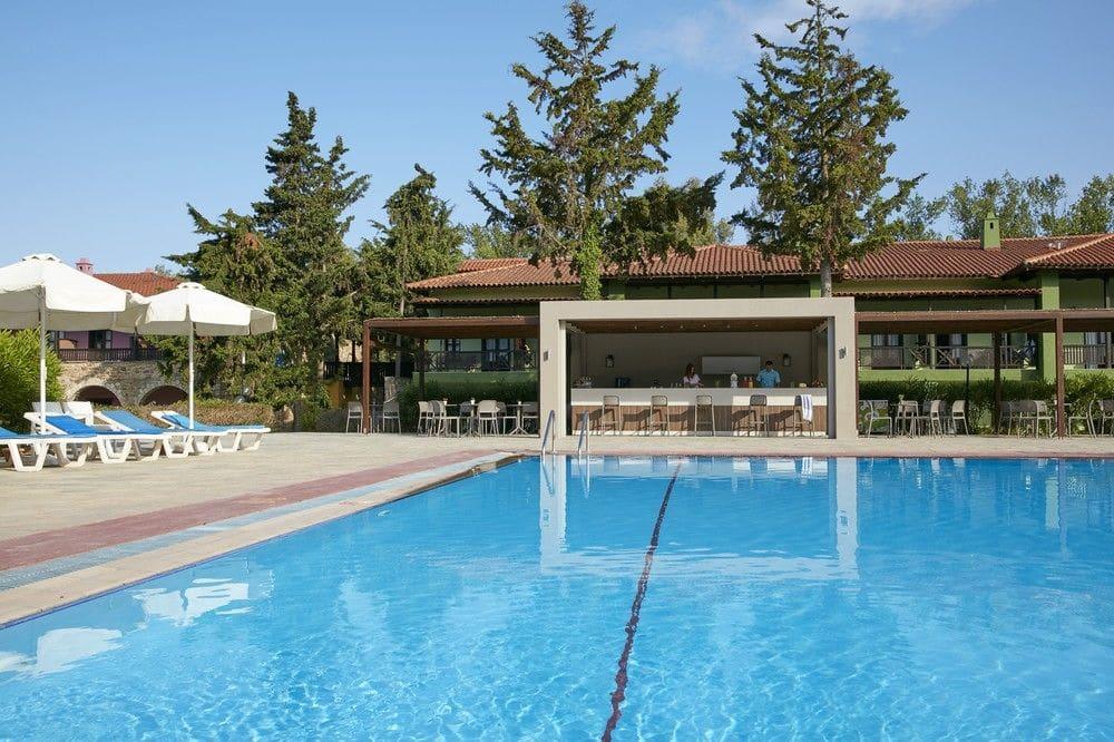 Hotel Simantro Beach 5* - Halkidiki, gratuit la cazare 2 copii pana la 11 ani 1