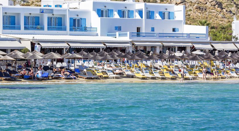 Hotel Kosmoplaz Beach 4* - Mykonos 5