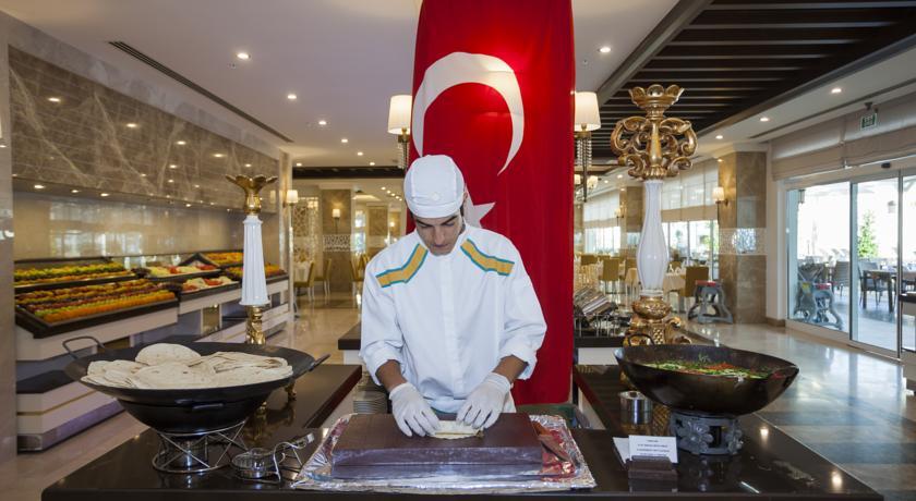 Hotel Karmir Resort & Spa 5* - Kemer 19