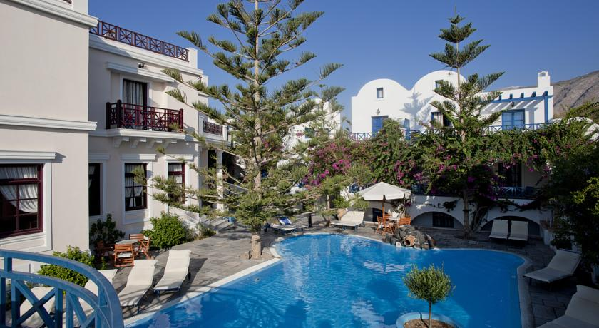 Hotel Veggera 4* - Santorini 2