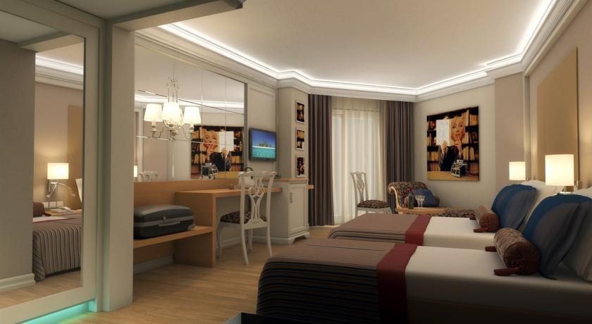 Hotel Delphin Deluxe Resort 5* - Alanya 16