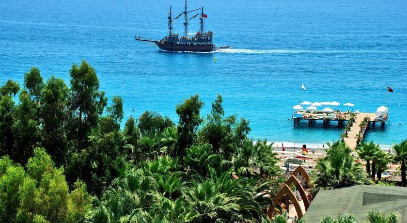 Hotel Delphin Deluxe Resort 5* - Alanya 14