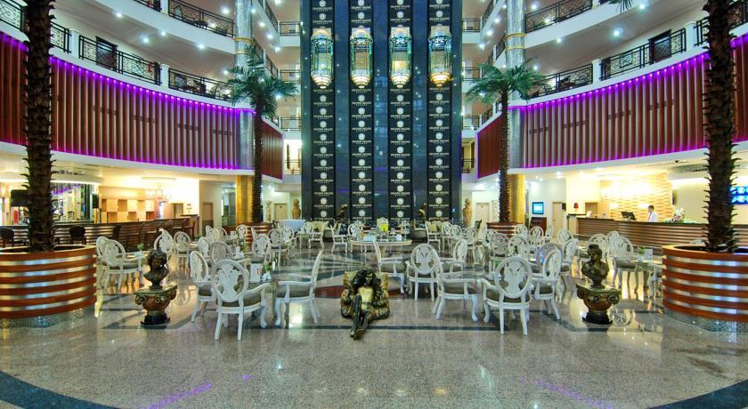 Hotel Delphin Deluxe Resort 5* - Alanya 11