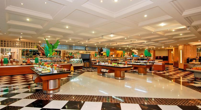 Hotel Delphin Deluxe Resort 5* - Alanya 10