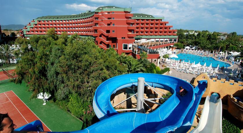 Hotel Delphin Deluxe Resort 5* - Alanya 8