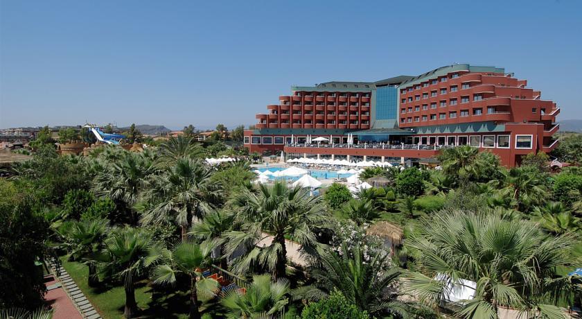 Hotel Delphin Deluxe Resort 5* - Alanya 7