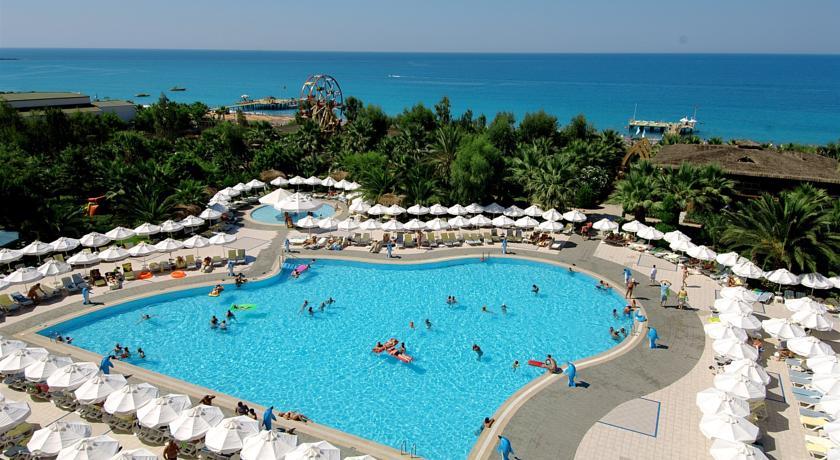 Hotel Delphin Deluxe Resort 5* - Alanya 6