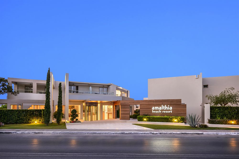 Hotel Amalthia Beach Resort 4* - Creta Chania 8