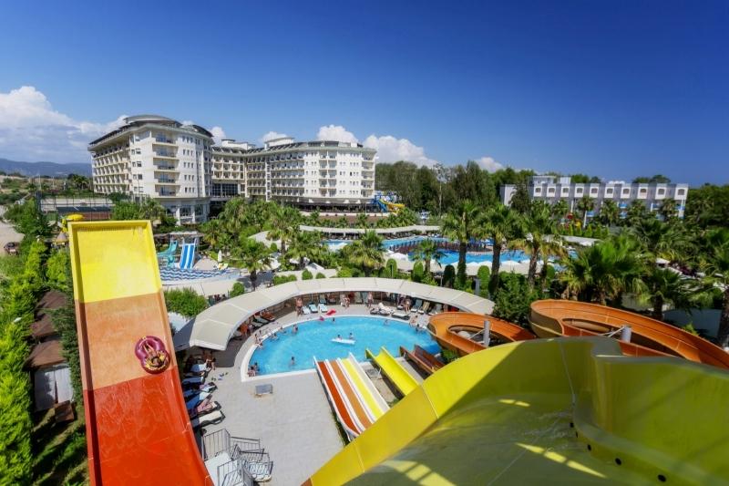 Hotel Mukarnas Spa Resort 5* - Alanya 24
