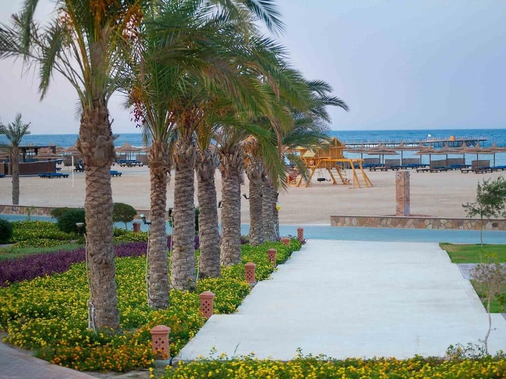 Hotel Novotel Marsa Alam 5* - Hurghada 8