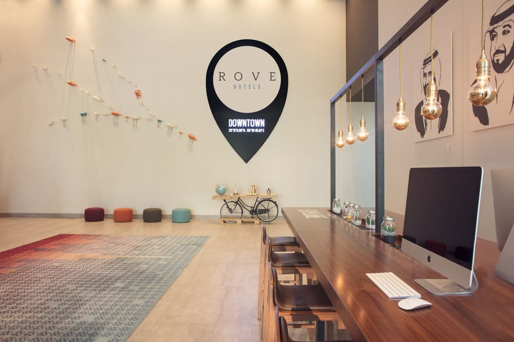 Hotel Rove Downtown 3* - Dubai 10