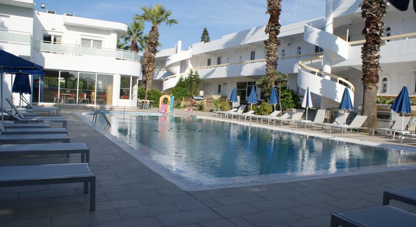 Paleos Apartments 4* - Rodos