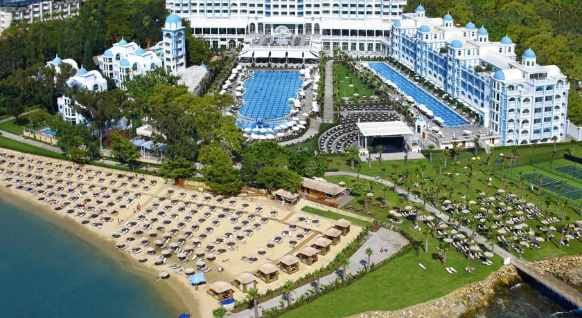 Hotel Rubi Platinium Spa & Resort 5* - Alanya