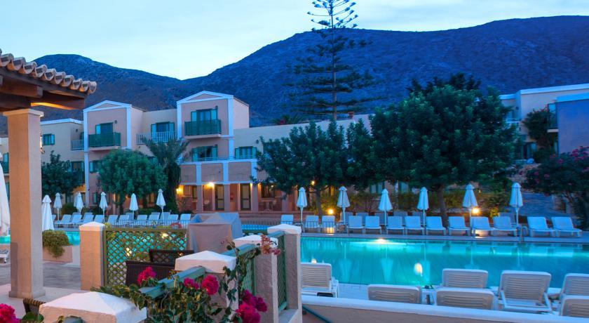 Hotel Silva Beach 4* - Creta Heraklion 4