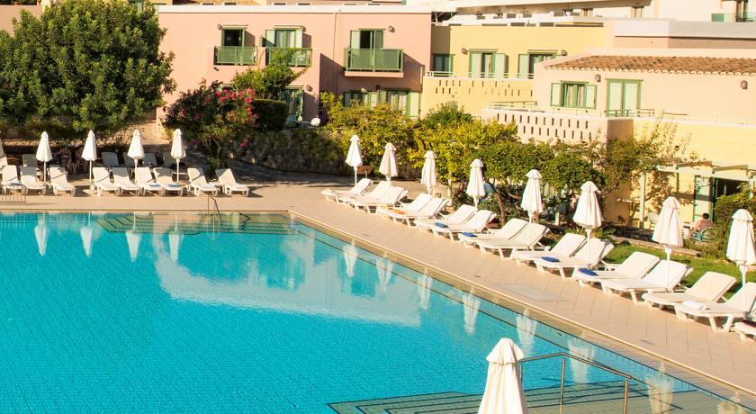 Hotel Silva Beach 4* - Creta Heraklion 2