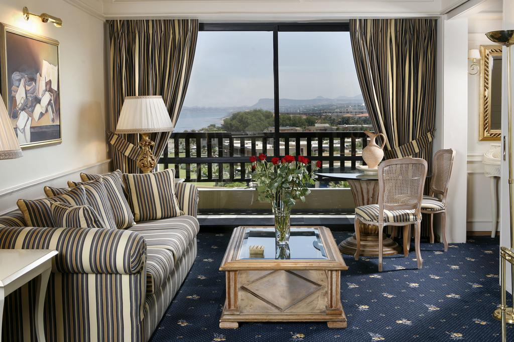 Hotel Aquila Rithymna Beach 5* - Creta 7