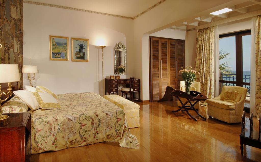 Hotel Aquila Rithymna Beach 5* - Creta 4
