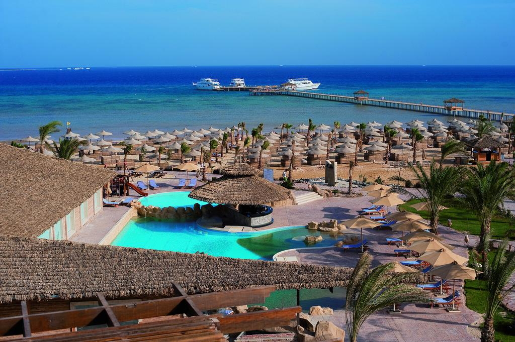 Hotel Amwaj Blue Beach Resort 5* - Hurghada 4
