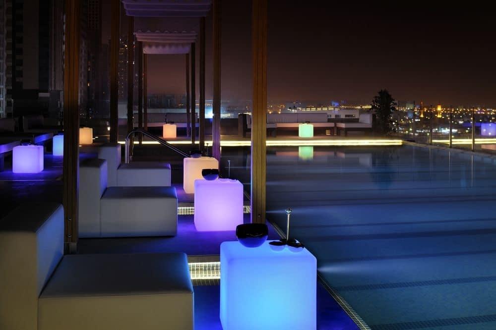 Hotel Voco Dubai 5* - Dubai 4