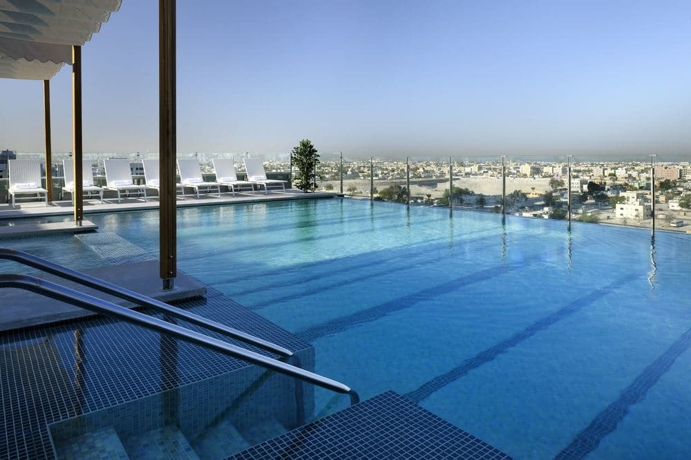 Hotel Voco Dubai 5* - Dubai 11