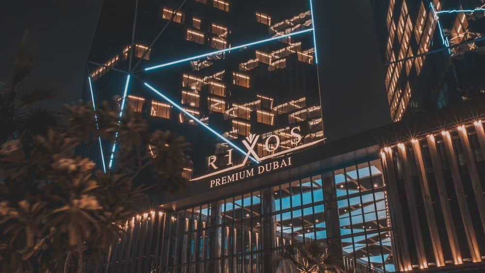 Hotel Rixos Premium Dubai 5* - Dubai 4