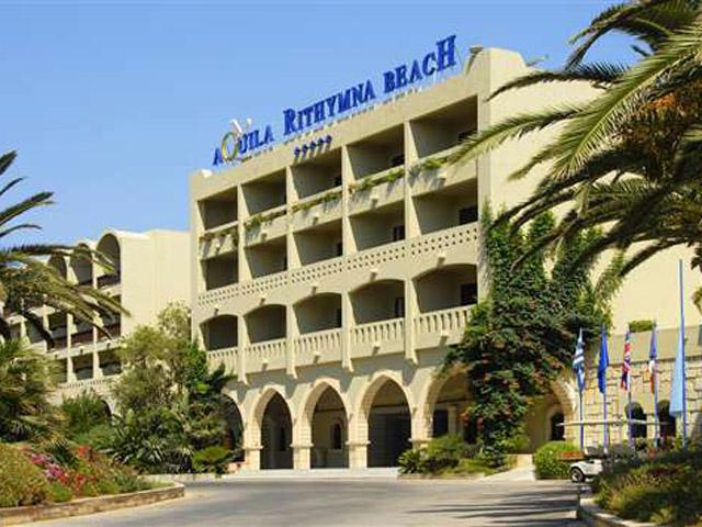 Hotel Aquila Rithymna Beach 5* - Creta 18