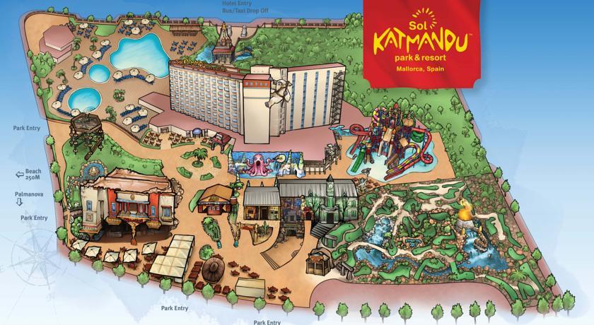 Hotel Sol Katmandu Resort 4* - Palma de Mallorca 21