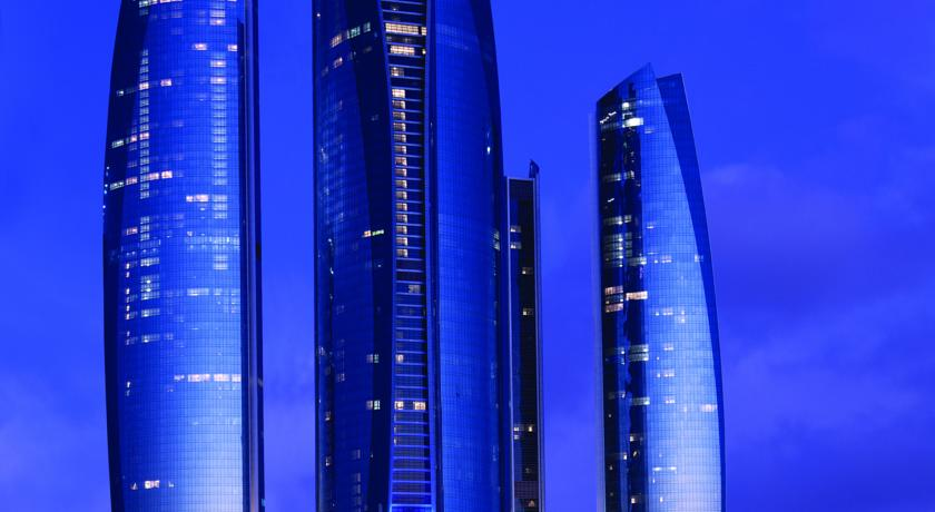 Hotel Jumeirah At Etihad Towers 5* - Abu Dhabi 21