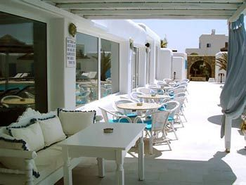 Hotel Giannoulaki 4* - Mykonos 2