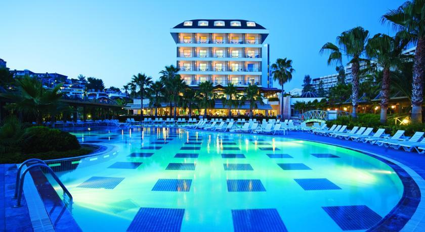 Hotel Trendy Palm Beach 5* - Side  12