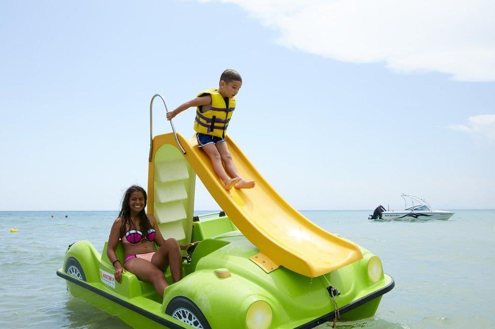 Hotel Simantro Beach 5* - Halkidiki, gratuit la cazare 2 copii pana la 11 ani 3