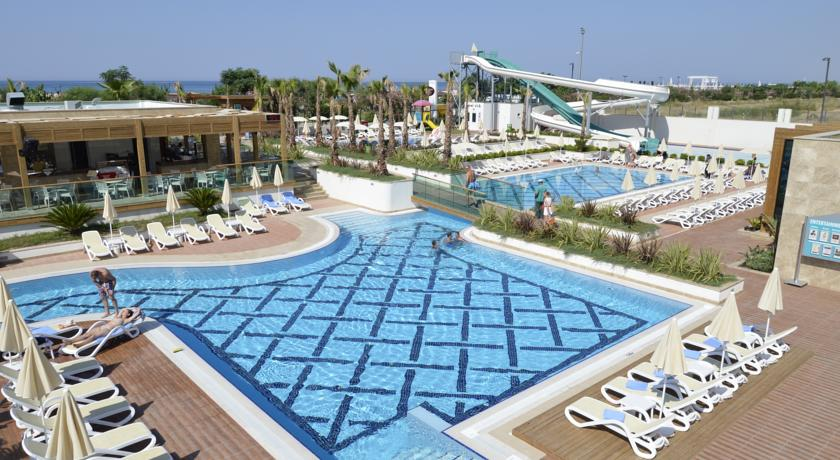 Hotel Trendy Verbena Beach 5* - Side  1